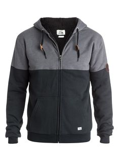 More Styles Available English Laundry Boys Long Sleeve Zip Up Fleece Hoodie