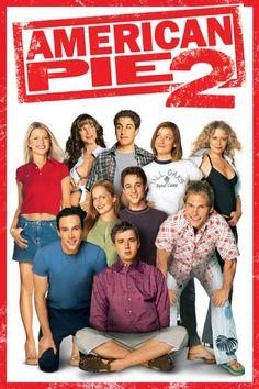 American Pie 2 Movie Poster - Jason Biggs, Chris Klein, Tara Reid  #AmericanPie2, #MoviePoster, #Comedy, #Rogers, #ChrisKlein, #JasonBiggs, #TaraReid
