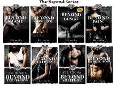 Beyond Series by Kit Rocha