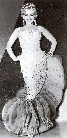 Marilyn Monroe  . 