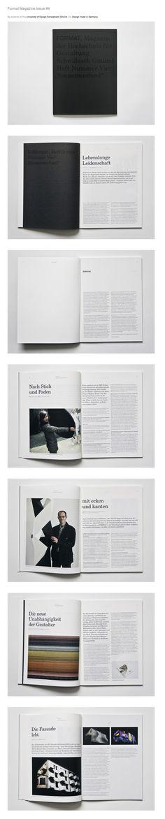 Format Magazine Issue #4 | Gridness