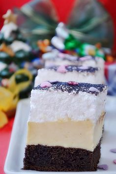 Meringue, Cheesecake, Sweets, Mad, Cakes, Deserts, Kitchens, Merengue, Gummi Candy