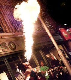 Fire Breathers from Entertainers. Circus Birthday, Entertainment, Fire, Events, Party, Parties, Entertaining