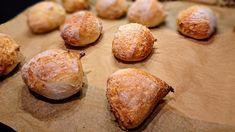 Kalljästa frukostfrallor 20 Min, Superfood, Baked Potato, Muffin, Potatoes, Breakfast, Ethnic Recipes, Morning Coffee, Potato