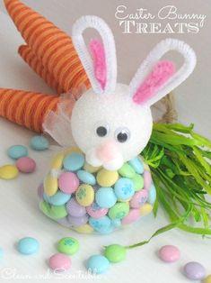 Easter Bunny Treats.