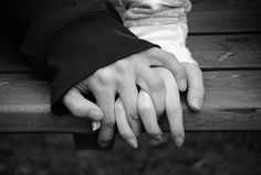 Your hand...