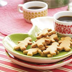 Favorite Cookie Recipes from Gooseberry Patch  | Gingerbread Babies | MyRecipes.com