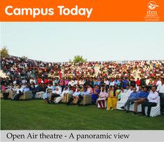 #ITMUniversityGurgaon #LifeatITMU #ParanomicView
