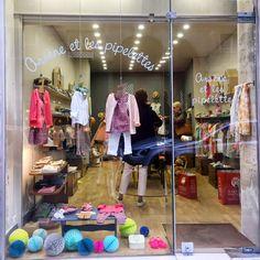 Arsène et les Pipelettes: loja fofa, com roupas bem parisienses, clássicas e alegre! Amei as batinhas e estampas!
