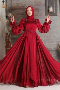Stylish Dresses For Girls, Simple Dresses, Beautiful Dresses, Circle Skirt Outfits, Party Wear Long Gowns, Moslem Fashion, Women's A Line Dresses, Indian Fashion Dresses, Chic Dress