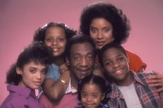The Cosby Show - My favorite show and TV family of the 80s!