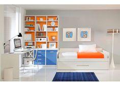 estantera dormitorio juvenil dormitorio juvenil