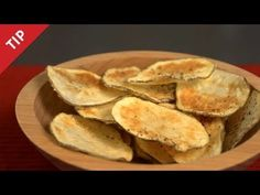Make potato chips ... in your microwave! Quick, tasty and healthy