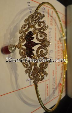 Lotus Designer Bracelet - Jewellery Designs