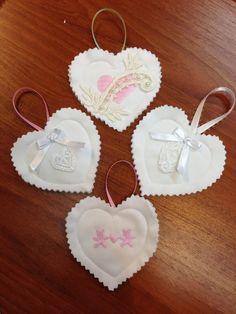 Little Angel Gowns of Maryland Keepsake Hearts