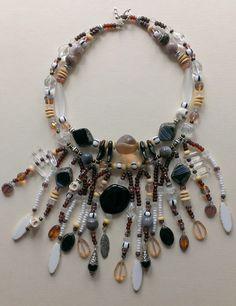 Collar Skeleton para Natalia Minnigalimova