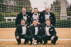 Groomsmen. Wedding party photography. Wedding at Trump International Golf of Charlotte, NC.