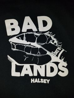 Halsey Badlands Sleeveless T-shirt on Mercari Halsey Poster, Halsey Album, Poster Wall, Poster Prints, Wall Collage, Wall Art, Lyrics Aesthetic, Wolf Wallpaper, Aesthetic Iphone Wallpaper