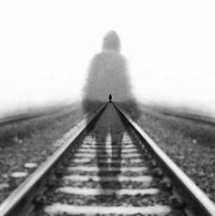 different take on railroad tracks