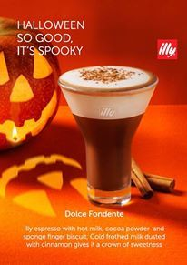 illy coffee - Dolce Fondente