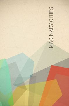 Geometric inspired shapes + colors = fun. — Designspiration