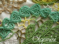 links to many different russian patterns for crocheted irish lace.  Via google translate.  For thread crocheters looking for a challenge!