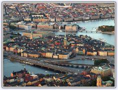 Kuzey'in Venedik'i (Stockholm - İsveç) - Forum Gerçek