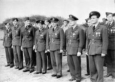 312 Pilots at RAF Harrowbeer 1942