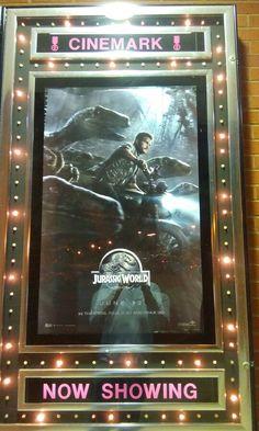 Jurassic World Jurassic World, Broadway Shows, Posters, Poster, Billboard