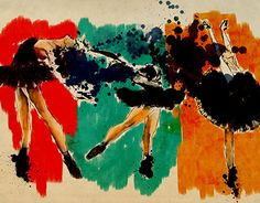 "Check out new work on my @Behance portfolio: ""Ballerinas"" http://be.net/gallery/32708763/Ballerinas"