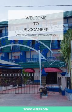 Take a tour at theBuccaneer Hall of Residence at UWI Mona Werstern Jamaica Campus