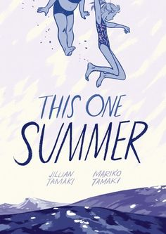 This One Summer, by Jillian Tamaki & Mariko Tamaki - Every summer, Rose goes with her mom and dad to a lakehouse in Awago Beach. Rose's friend Windy is always there, too, like the little sister she never had. But this summer is different. Rose's mom and dad won't stop fighting, and when Rose and Windy seek a distraction from the drama, they find themselves with a whole new set of problems. It's a summer of secrets, and sorrow, and growing up, and it's a good thing Rose and Windy have each…