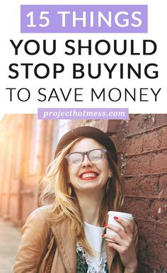 15 Things You Should Stop Buying To Save Money - Finance tips, saving money, budgeting planner Savings Planner, Budget Planner, Money Tips, Money Saving Tips, Get Gift Cards, Finance Tips, Finance Blog, Savings Challenge, Living On A Budget