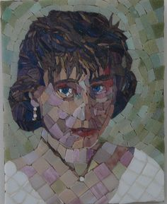 Dave Stephens by Tesserae Mosaic Shug, via Flickr