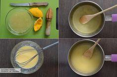 Lemon Curd. Pasos Scones, Tapas, Cantaloupe, Pudding, Frostings, Fruit, Desserts, Food, Juicing