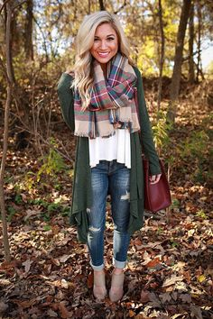 Fall & Winter Styles