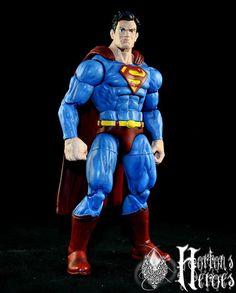 (284) Horton's Heroes Custom Action Figures