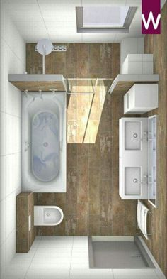 Bathroom decor for your master bathroom renovation. Learn bathroom organization, bathroom decor tips, master bathroom tile a few ideas, bathroom paint colors, and much more. Bathroom Plans, Bathroom Ideas, Bathroom Designs, Bathroom Crafts, Shower Designs, Bathroom Cleaning, Bath Ideas, Small Bathroom Storage, Bathroom Organization