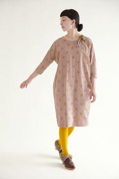 vapor ドレス | minä perhonen