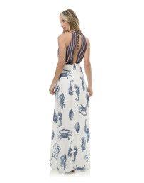 9cb1b2cb9 38 melhores imagens de Longos | Long casual dresses, Summer dresses ...