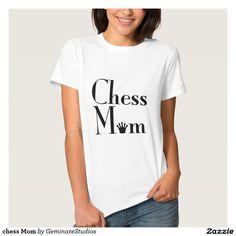 chess Mom T-shirt