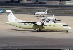 ATR ATR-72-500 (ATR-72-212A),  Gran Canaria (- Las Palmas / Gando) (LPA / GCLP) Spain, February 18, 2014