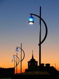 Street Lighting Design Lanterns New Ideas