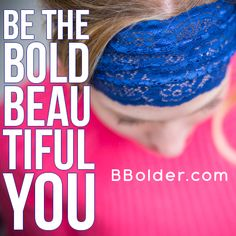 Be the Bold, Beautiful you in the Indigo Lacy Bolder Band Headbands, they stay put so you won't have to -- guaranteed!