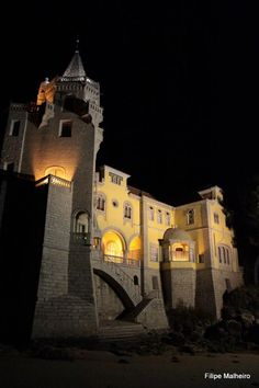 Condes de Castro Guimarães Palace, Cascais