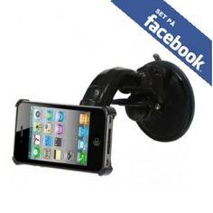 iPhone 4/4S Bil holder