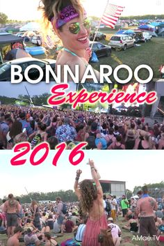 Enjoy my entire Bonnaroo Experience in 2016 with a fun filled weekend vlog of music, art, friends, waterslides, yoga and general festival fun!