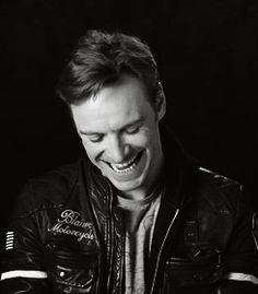 Michael Fassbender can I love you forever?