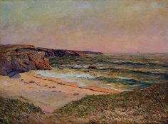 Mary Cassatt, Maxime, Muse Art, Post Impressionism, The Dunes, Seascape Paintings, Beach Scenes, Canvas Pictures, Types Of Art