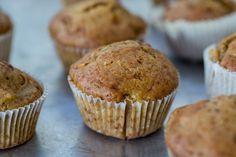 Applesauce-Spice Muffins